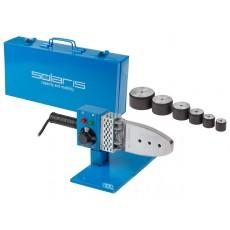 Сварочный аппарат для полимерных труб Solaris PW-1001
