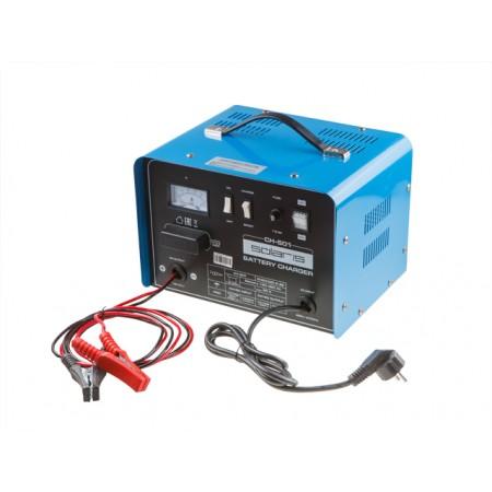Купить в Минске Зарядное устройство Solaris CH-501 (12В/24В, 50А, BOOST) цена