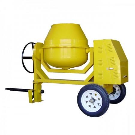 Купить в Минске Бетономешалка (бетоносмеситель) SKIPER CM-450 цена