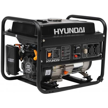 Купить в Минске Генератор бензиновый HYUNDAI HHY 2500F цена