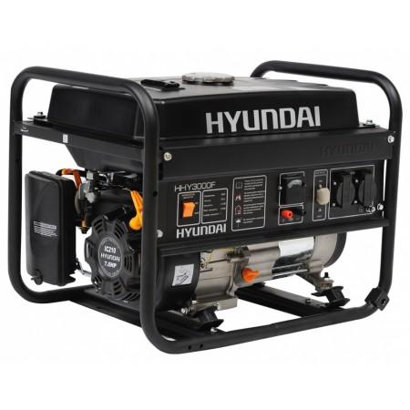 Купить в Минске Генератор бензиновый HYUNDAI HHY 3000F цена
