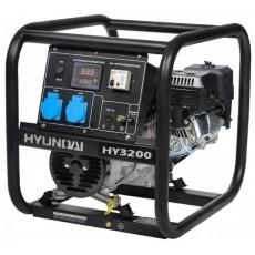 Купить в Минске Генератор бензиновый HYUNDAI HY 3200 цена