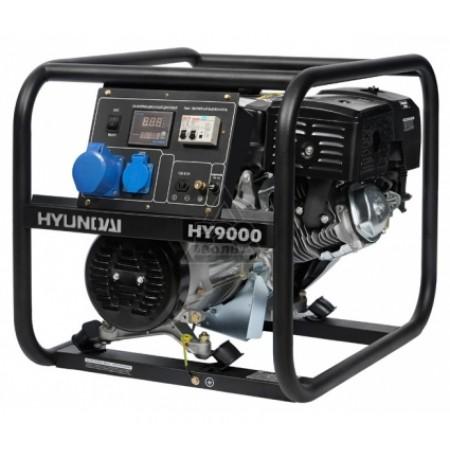 Купить в Минске Генератор бензиновый HYUNDAI HY 9000 цена