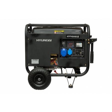 Купить в Минске Генератор бензиновый HYUNDAI HY 9000SE цена