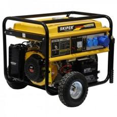 Генератор бензиновый SKIPER LT 8000 EB-ATS