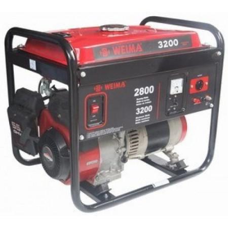 Купить в Минске Генератор бензиновый WEIMA WM3200 цена