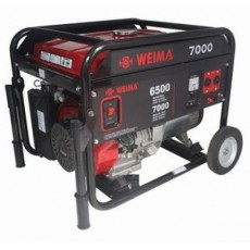 Купить в Минске Генератор бензиновый WEIMA WM7000 (E) цена