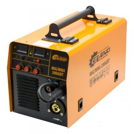 Купить в Минске Полуавтомат инверторный ELAND MIG/MMA 200I цена