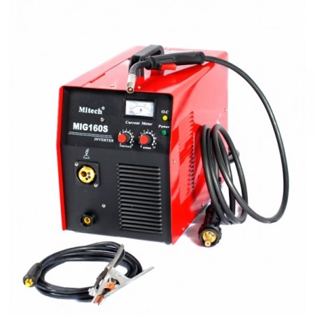 Купить в Минске Полуавтомат инверторный Mitech MIG 160S цена