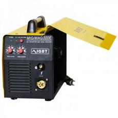 Купить в Минске Полуавтомат инверторный SKIPER MIG/MAG 220E цена