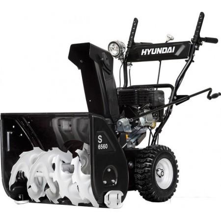 Купить в Минске Снегоуборочная машина HYUNDAI S 6560 цена
