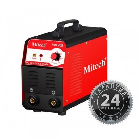 Купить в Минске Сварочный инвертор Mitech Mini 205 цена