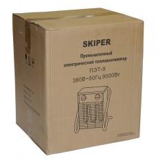 Тепловая пушка электрическая Skiper ПЭТ-9