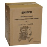 Купить в Минске Тепловая пушка электрическая Skiper TB-3 цена