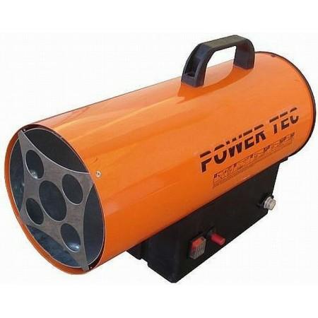 Купить в Минске Тепловая пушка газовая POWER TEC GPL15 цена