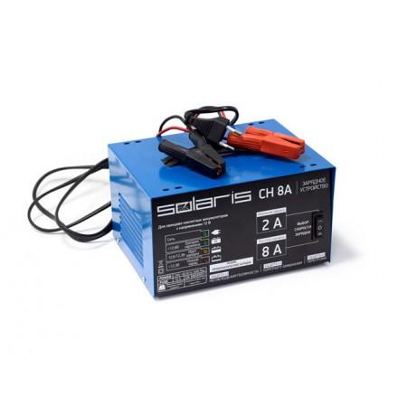 Купить в Минске Зарядное устройство Solaris CH 8А цена