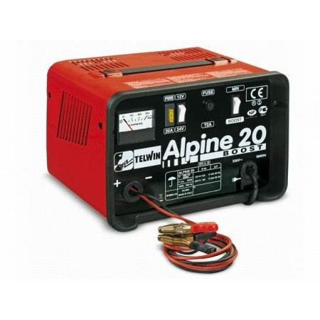 Купить в Минске Зарядное устройство TELWIN ALPINE 20 BOOST цена